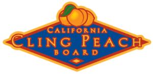 cling peach